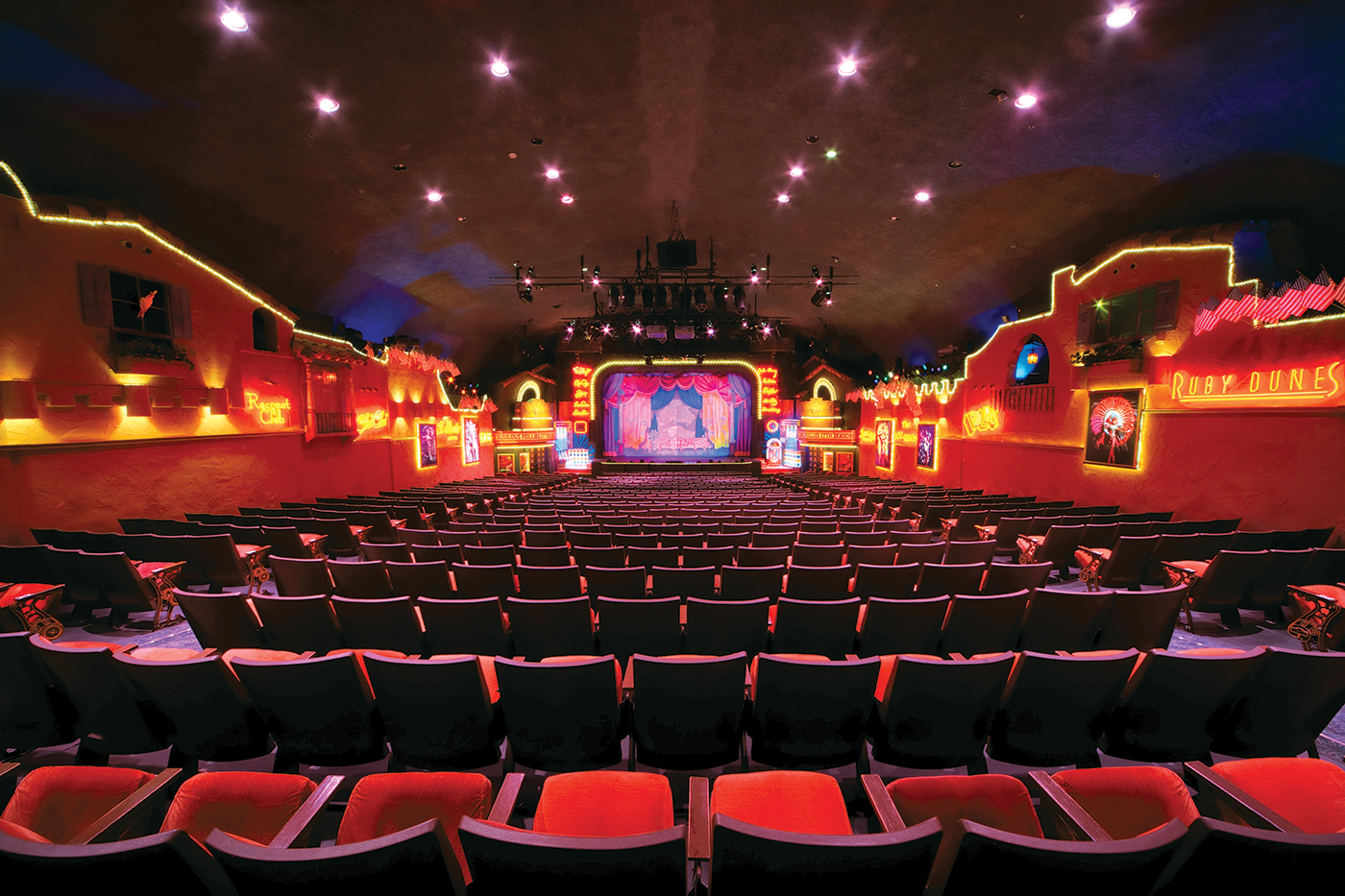 Historic Palm Springs Theater