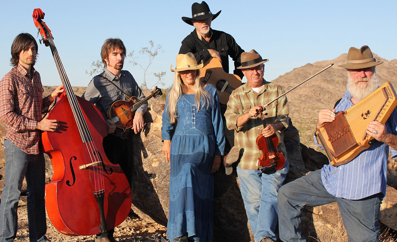 The Shadow Mountain Band